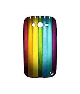 Vogueshell Multi Colour Pattern Printed Symmetry PRO Series Hard Back Case for Samsung Galaxy Grand Neo Plus