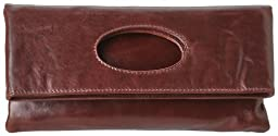 Latico  Molly 5515 Clutch Handbag,Chestnut,One Size