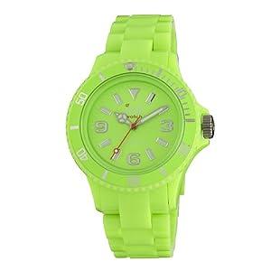 Ice-Watch - CF.LG.U.P.10 - Montre Homme - Quartz - Analogique - Bracelet plastique Vert