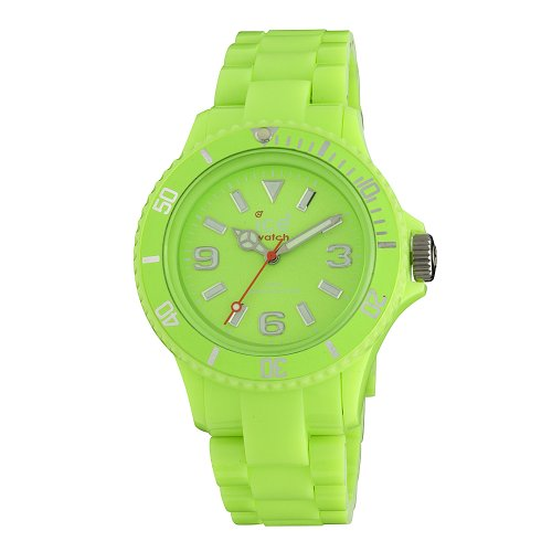 Ice-Watch Unisex Cf.Gn.U.P.10 Classic Fluo Green Polycarbonate Watch