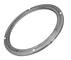 300mm Lazy Susan Aluminum Bearing 330 lbs Turntable Bearings