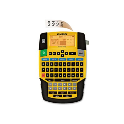 Rhino 4200 Labeling Tool Industrial Label Maker Qwerty Keyb