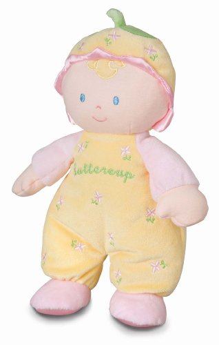 Healthy Baby: Asthma and Allergy Friendly Buttercup Doll by Kids Preferred - 1