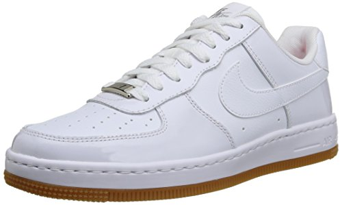 Nike Air Force 1 White Airness Trainers - White