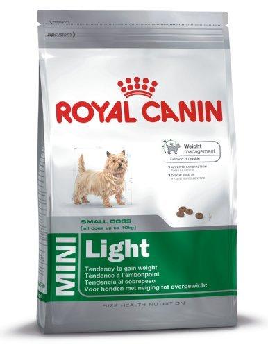 ROYAL CANIN Trockenfutter MINI LIGHT fÃŒr kleine Hunde 0,8 kg by Royal Canin
