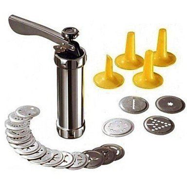 New Cookie Press Machine Biscuit Maker Biscuit Mold