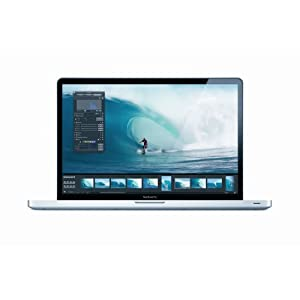 Apple MacBook Pro MB604LL/A 17-Inch Laptop