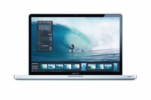 Apple MacBook Pro MB604LL/A 17-Inch Laptop (2.66 GHz Intel Core 2 Duo Processor, 4 GB RAM, 320 GB Hard Drive, Slot Loading SuperDrive)