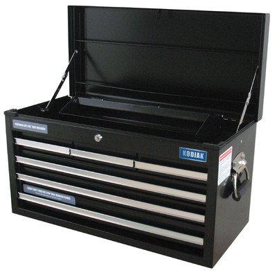 Kodiak Pro 74306 26-Inch 6 Drawer Tool Chest