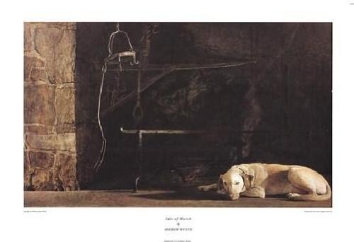 Ides of March by Andrew Wyeth
