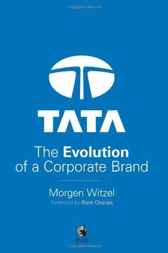 TATA: The Evolution of a Corporate Brand by Witzel, Morgen (2012) Hardcover