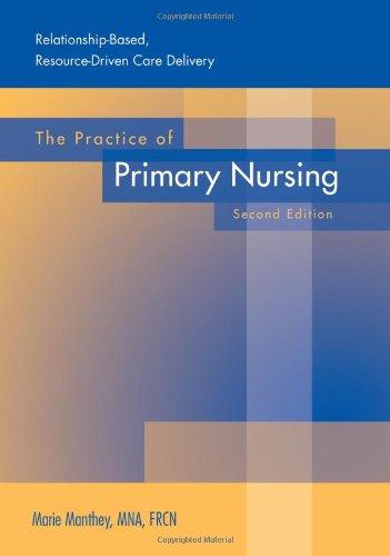 The Practice of Primary Nursing