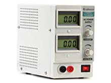 Velleman PS1503SBU Dc Lab Power Supply 0-15V / 3A Digital Display With Backlight