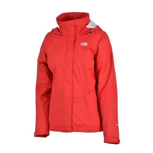 The North Face Damen Winterjacke Intersport Kadira TNF RED Sondermodell Jacke online bestellen