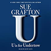 U Is for Undertow | Sue Grafton