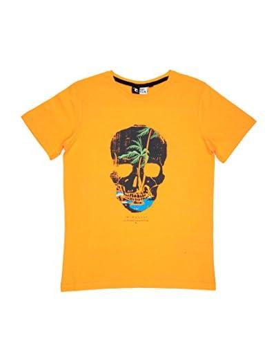 Rip Curl T-Shirt Manica Corta Head Skull Ss
