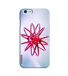 Omnam Spiral Made Of Jelly 3D Printed Designer Back Case Apple iPhone 6 Plus