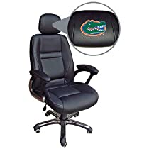 Big Sale NCAA Florida Gators Leather Office Chair