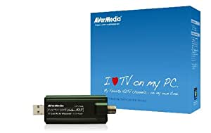 Avertv Hybrid Volar Max TV Tuner Kit for Windows MTVHVMXSK