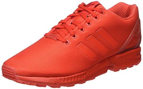 adidasZx Flux - Scarpe Running uomo, Rosso, 38 EU
