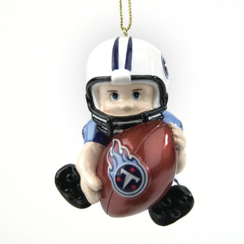 "Tennessee Titans Nfl Lil Fan"" Player Ornament (3"")"" at Amazon.com"
