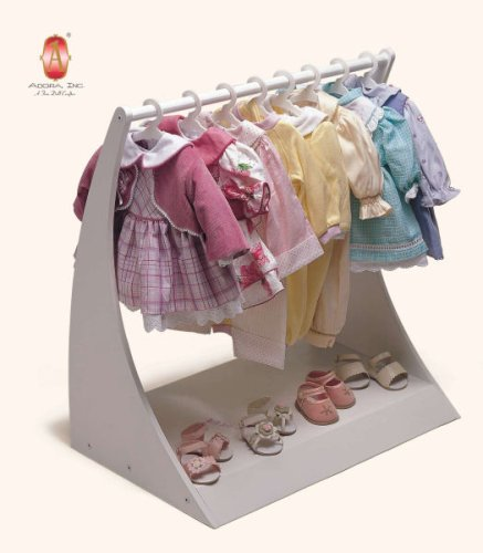 Adora Doll Outfit Rack - Buy Adora Doll Outfit Rack - Purchase Adora Doll Outfit Rack (Adora, Toys & Games,Categories,Dolls,Baby Dolls)