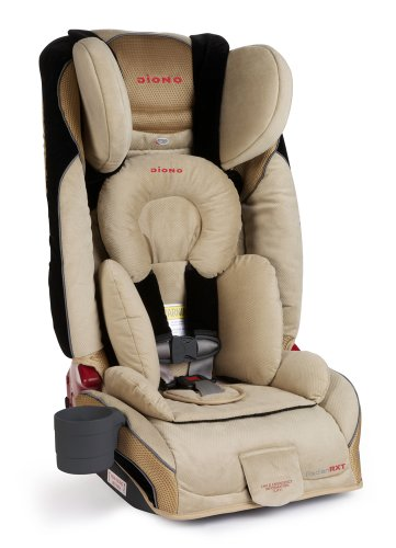 Diono Radianrxt Convertible Car Seat, Rugby front-409410