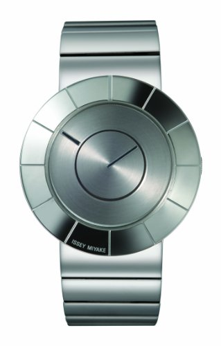 Issey Miyake Men's To Watch IM-SILAN006 With Stainless Steel Band