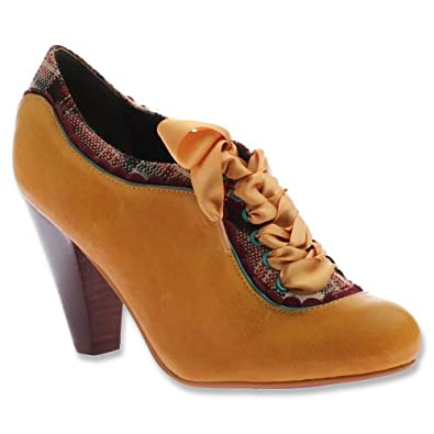 Poetic Licence Women's Backlash,New Yellow Leather,US 5.5 M