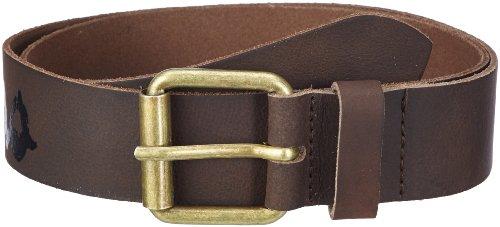 Pepe Jeans - Hammond Belt, Cintura Uomo, Marrone (Brown), 95 cm (Taglia Produttore: 95 cm )