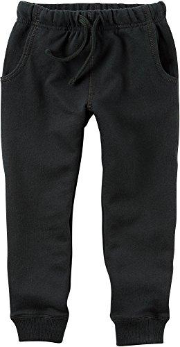 Carter's Boys Knit Pant, Black, 4T (4t Boys Pants compare prices)