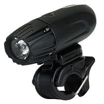 Serfas True 150 USB Reachargeable Headlight (Black, One)