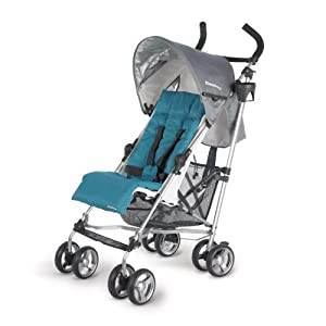 UPPAbaby G-Luxe Stroller, Sebby/Teal