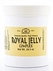 Stakich ROYAL JELLY COMPLEX 18.5 oz - 100% Pure, Natural, Raw - Premium Quality, High Potency -