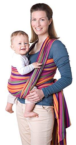 Amazonas Carry Sling lollipop, Copertina da trasporto per neonato, 510 cm