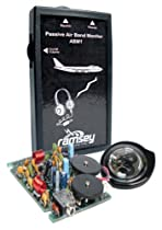 Passive Air Band Monitor Kit (Soldering/Assembly Required)