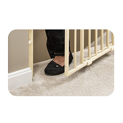 Evenflo Easy Walk-Thru Top Of Stairs Gate
