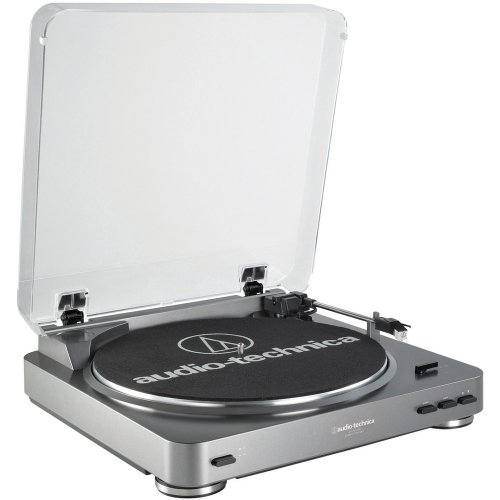 Imagen de Audio Technica AT-LP60USB Cinturón completamente automática Impulsado Turntable con puerto USB
