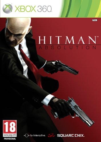 Hitman Absolution Xbox 360 (Region Free)