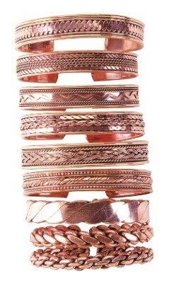 Copper bracelets – Style x29514