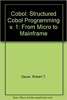 PDF MAINFRAME COBOL MURACH