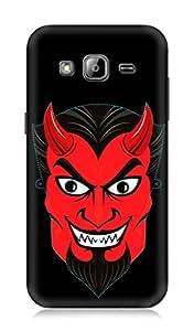 Worldwide Phone Case For Samsung Galaxy j3 (Multicolor)