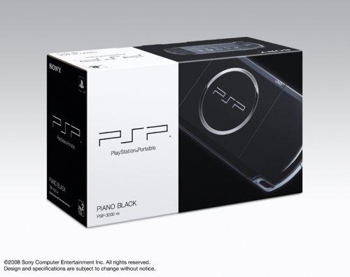 PSP「プレイステーション・ポータブル」 ピアノ・ブラック(PSP-3000PB)