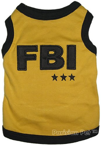 FBI Dog T-Shirt - XXS
