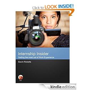 Animation Internships - Internship Insider book