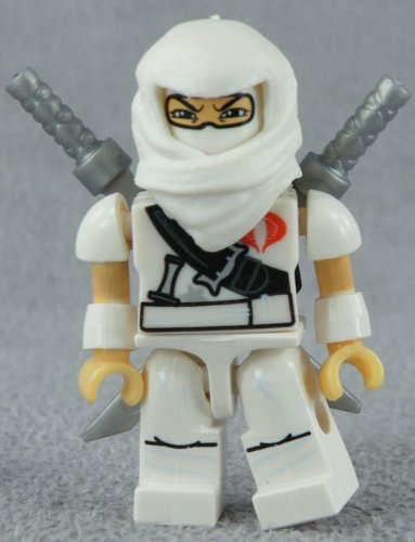 Kre-O GI Joe Storm Shadow Kreon Figure