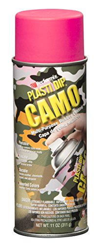 Performix 11265-6-6PK Plasti Dip Pink Camo Spray - 11 oz., (Pack of 6) (Pink Spray Paint For Rubber compare prices)