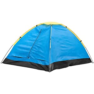 Happy Camper Two Person Tent With Carry Bag