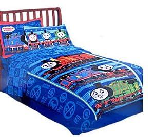 Thomas The Train Percy, James & Thomas Twin-Size Comforter