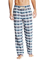 North Coast Pure Cotton Winceyette Pyjama Bottoms